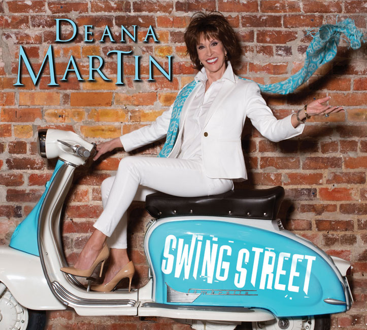 Swing Street CD Cover