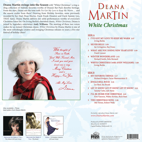 white christmas vinyl - Andy Williams White Christmas